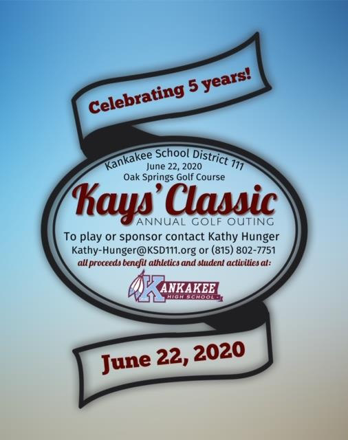 Kays Classic Save the Date